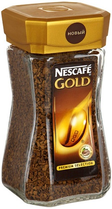 Кофе Nescafe Gold