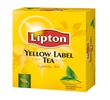 Чай Lipton Yellow Label (100 пакетиков)